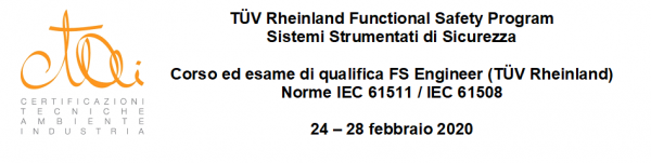 FS Engineer (TÜV Rheinland)